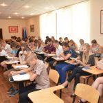 Несколько сотен абитуриентов сдали успешно экзамен по Польскому языку