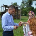 Встреча Поляков Речипосполитой Польской и Украины