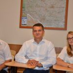 Посещение руководством Польской общины и Польской делегацией Домов Польских города Кривого Рога и города Днепродзержинска