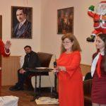 Святой Николай поздравил детей областной Польской Общины!