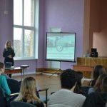 Визит делегации Государственной Высшей школы Республики Польша в Днепр