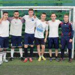 Турнир по мини-футболу между общинами
