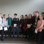 Выезд детей Днепропетровской областной Польской Общины – выпускников школ в государственные университеты Польши