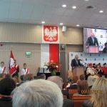 Инаугурация нового учебного года в Высшей школе экономики и инновации в Люблине — WSEI