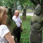 Открытие международной Польско-Украинской археологической экспедиции посвященной проведению раскопок Польской крепости КОДАК