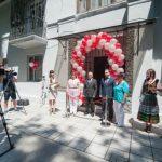 Открытие Дома Польского в Днепродзержинске
