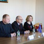 Подписание меморандума о сотрудничестве между Университетом и Днепропетровским областным союзом Поляков