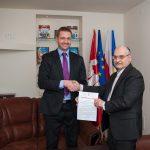 Профессор Пан Рафал Лизут (Rafał Lizut) представит Польскую общину на территории Речипосполитой Польской и Европы