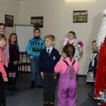 Святой Николай принес сказку в Польскую Общину