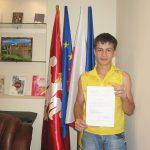 Вручение сертификатов о зачислении в Польские ВУЗы по программе «Наука Двух Народов»
